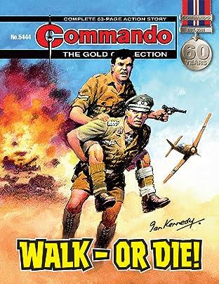 Commando #5444: Walk - Or Die!