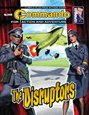 Commando #5445: The Disruptors