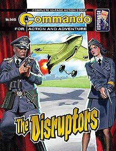 Commando No.5445: The Disruptors