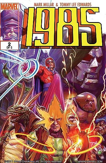 Marvel 1985 #2 (of 6)