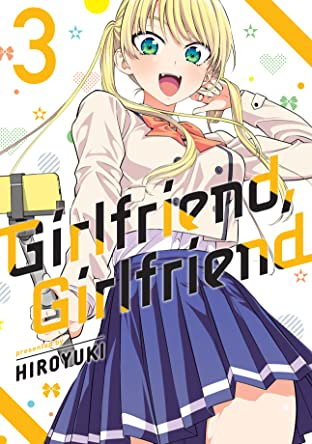 Girlfriend, Girlfriend Vol. 3
