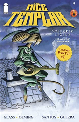The Mice Templar Vol. 4: Legend #9