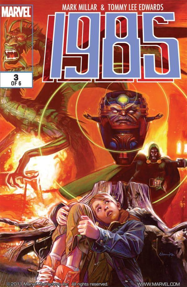 Marvel 1985 #3 (of 6)