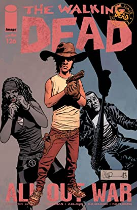 The Walking Dead #126