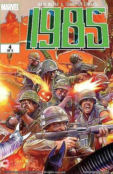 Marvel 1985 #4 (of 6)