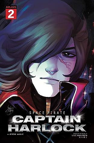 Space Pirate Captain Harlock No.2