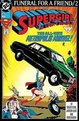 Action Comics (1938-2011) #685