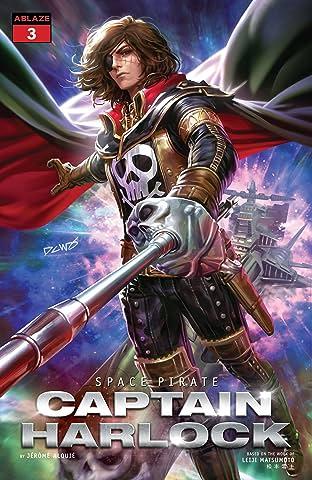 Space Pirate Captain Harlock No.3