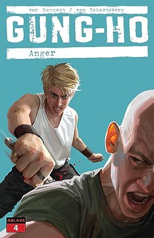 Gung-Ho No.4: Anger