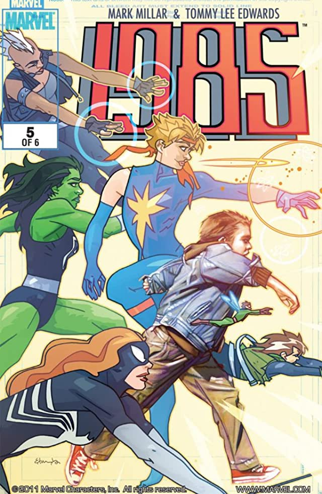 Marvel 1985 #5
