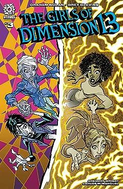 Girls of Dimension 13 #3