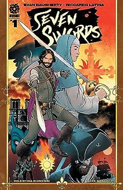 Seven Swords #1