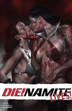 DIE!namite Lives! #3