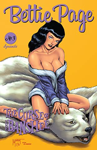 Bettie Page & The Curse of the Banshee #3