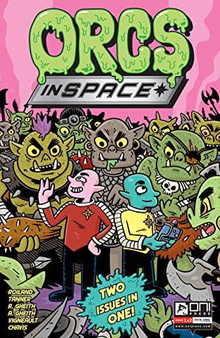 Orcs in Space  #1 & #2: 2-IN-1 #1