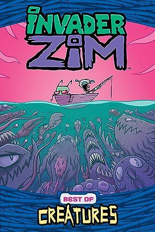 Invader ZIM Best of Creatures