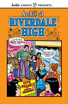 Archie at Riverdale High Tome 3