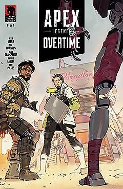 Apex Legends: Overtime No.1