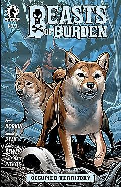 Beasts of Burden: Occupied Territory No.3