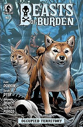 Beasts of Burden: Occupied Territory #3