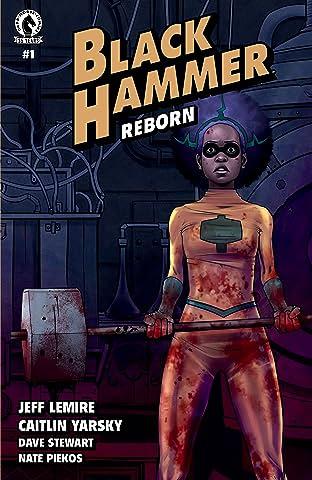 Black Hammer Reborn No.1