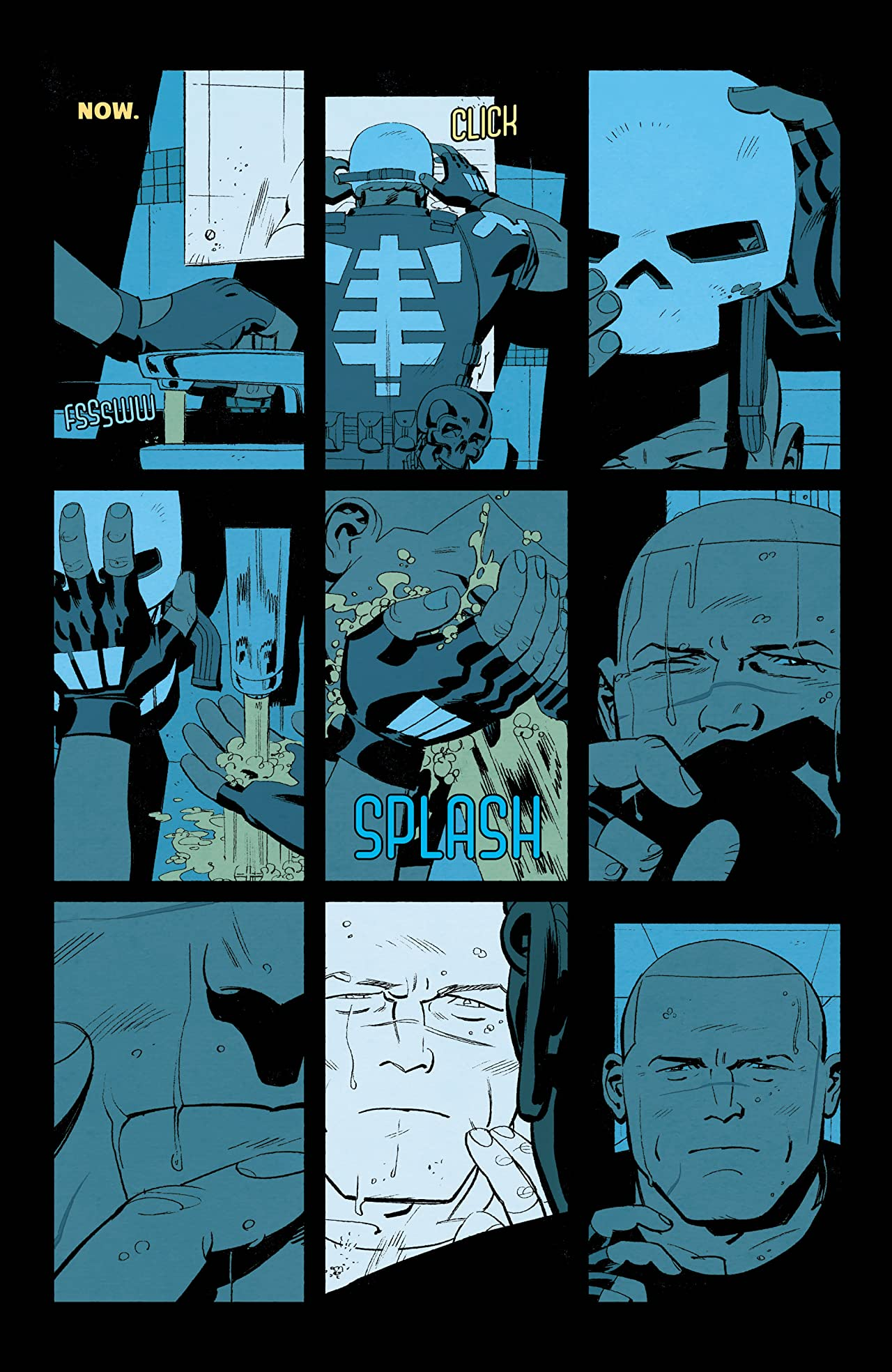 Black Hammer: Visions No.5