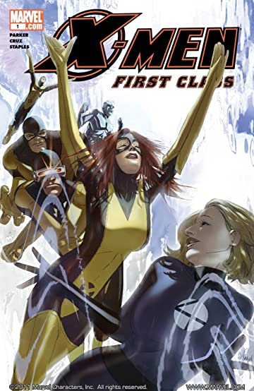 X-Men: First Class II #1