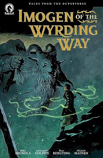 Imogen of the Wyrding Way one-shot