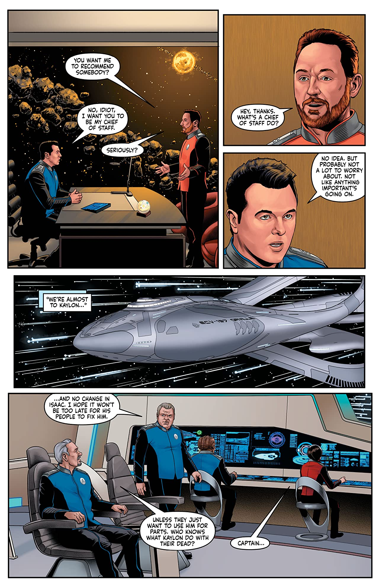 The Orville #2: Digressions