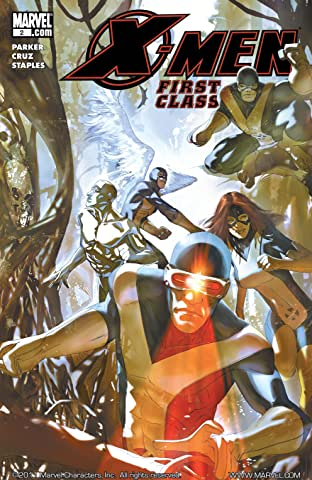 X-Men: First Class II No.2