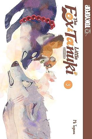 The Fox & Little Tanuki Vol. 3