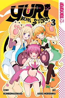 Yuri Bear Storm Vol. 3