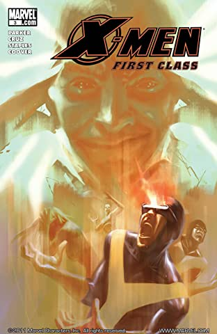 X-Men: First Class II No.3