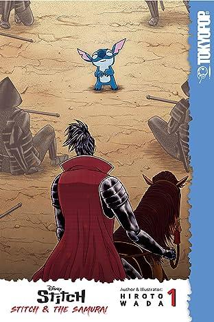 Disney Manga: Stitch and the Samurai Vol. 1