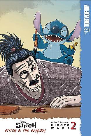 Disney Manga: Stitch and the Samurai Vol. 2