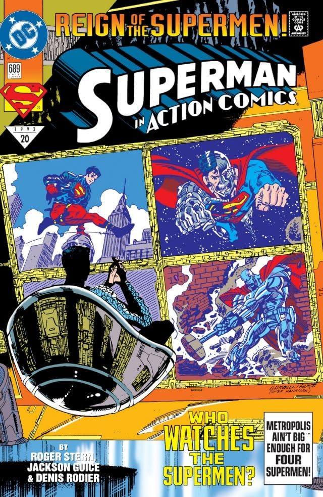 Action Comics (1938-2011) #689