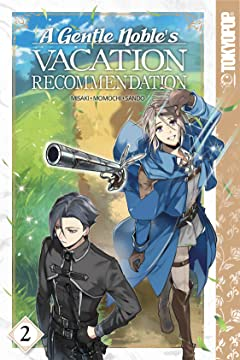A Gentle Noble's Vacation Recommendation Tome 2