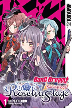 BanG Dream! Girls Band Party! Roselia Stage Tome 1