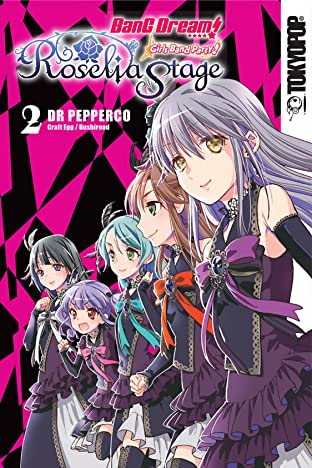 BanG Dream! Girls Band Party! Roselia Stage Tome 2
