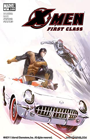 X-Men: First Class II No.4