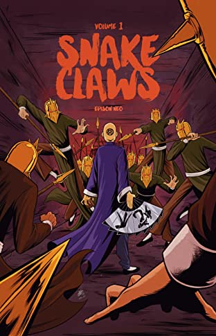 Snake Claws Vol. 1
