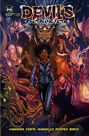 Devil's Dominion #4