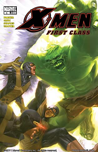 X-Men: First Class II #5