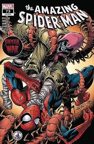Amazing Spider-Man (2018-) No.73