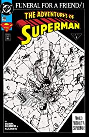 Adventures of Superman (1986-2006) #498