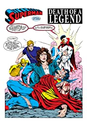 Adventures of Superman (1986-2006) #498