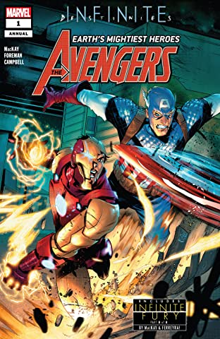 Avengers Annual (2021) No.1