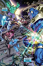 Avengers: Tech-On (2021-) #1 (of 6)