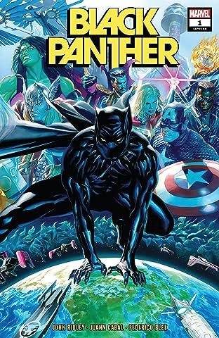 Black Panther (2021-) #1