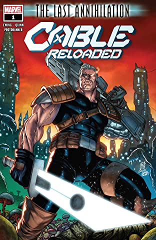 Cable: Reloaded (2021) #1